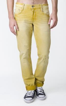 Желтые джинсы в харькове