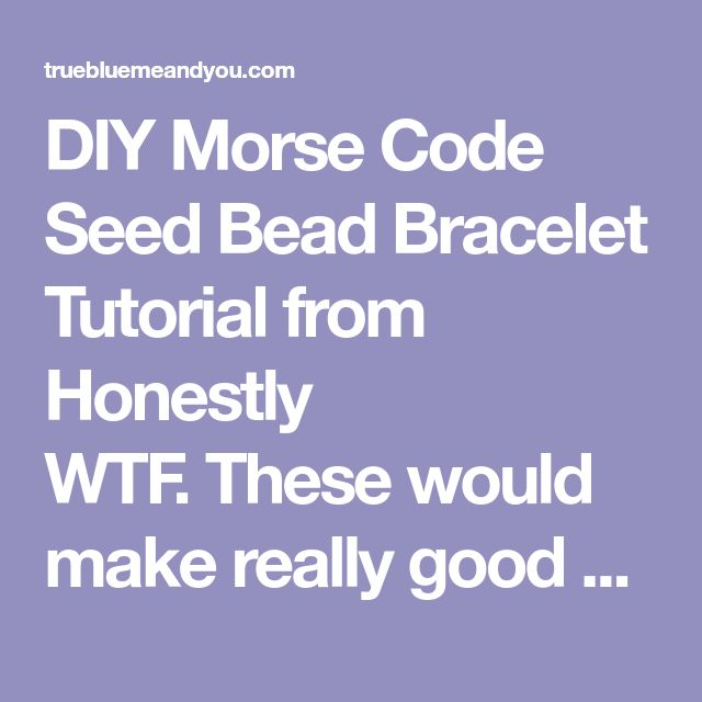 The 25+ best Morse code bracelet ideas on Pinterest Morse code - morse code chart