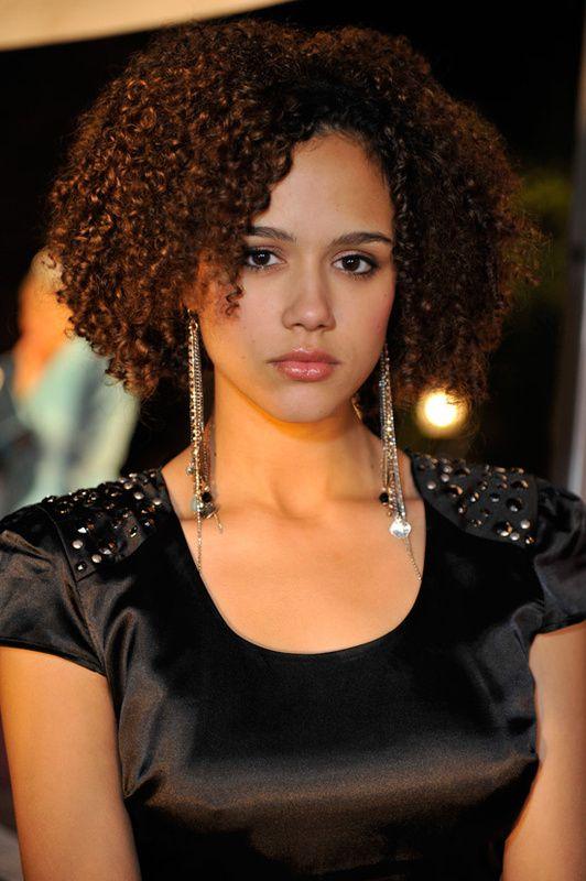 """NATHALIE EMMANUEL British actress, played in The Game of Thrones as Missandei. Also played in Furious 7, Maze Runner: Scorch Trials, Best know in British soap opera """"Hollyoaks"""""""
