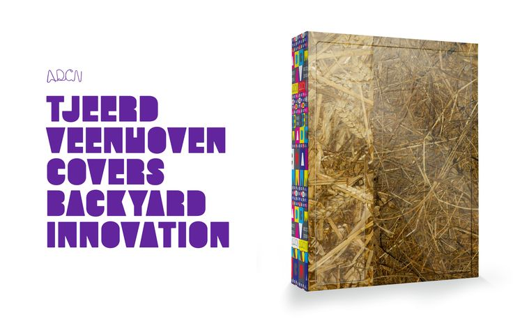 Tjeerd Veenhoven 'Sustainability from a designers perspective' Reclaimed potato starch binder,  backyard grasses and grains.  What's in your own backyard can be much more than compost. With some persistence and perspective waste turns into value as these bio-laminates prove.  Team Studio Tjeerd Veenhoven