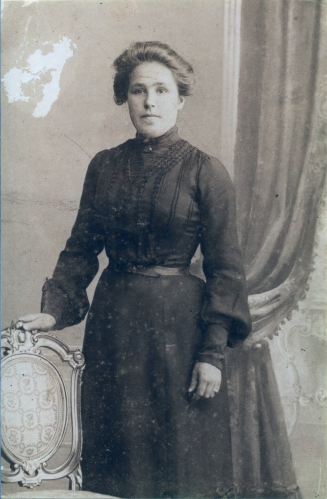 Maria Auguste Ernestine March Kreis Schlawe