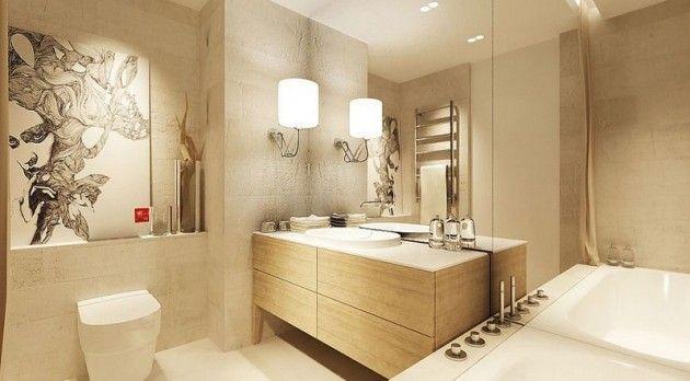 10 idées de salle de bain en bois