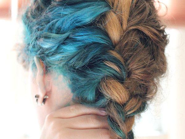 26 Erstaunliche Zweifarbige Frisuren Fur Frauen Mit Bildern Frisuren Goldblonde Highlights Elumen Haarfarbe