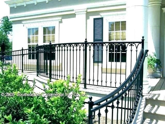 Hottest Free Wrought Iron Porch Ideas House Designing Having Wrought Iron Is Just As Solid T Railings Outdoor Wrought Iron Porch Railings Outdoor Stair Railing