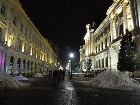 Christmas in Bucharest. See more: http://www.imperatortravel.ro/2012/12/prin-bucurestiul-impodobit-de-craciun.html