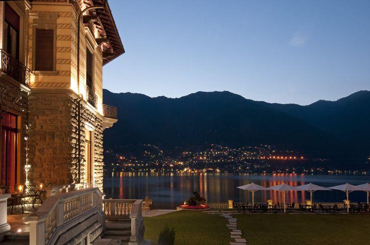 CastaDiva Resort Lake Como Italy