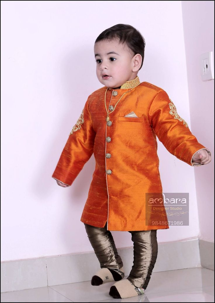 Our little bundle of Joy posing for my new Kid s collection :) Deepthi Ambara Hyd 06 August 2016