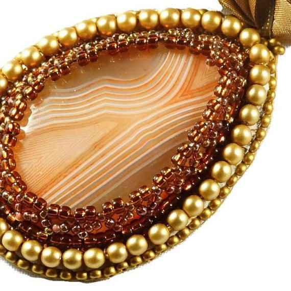 """Pendant from the """"Thesaurus"""" Collection of MemetJewelry"""