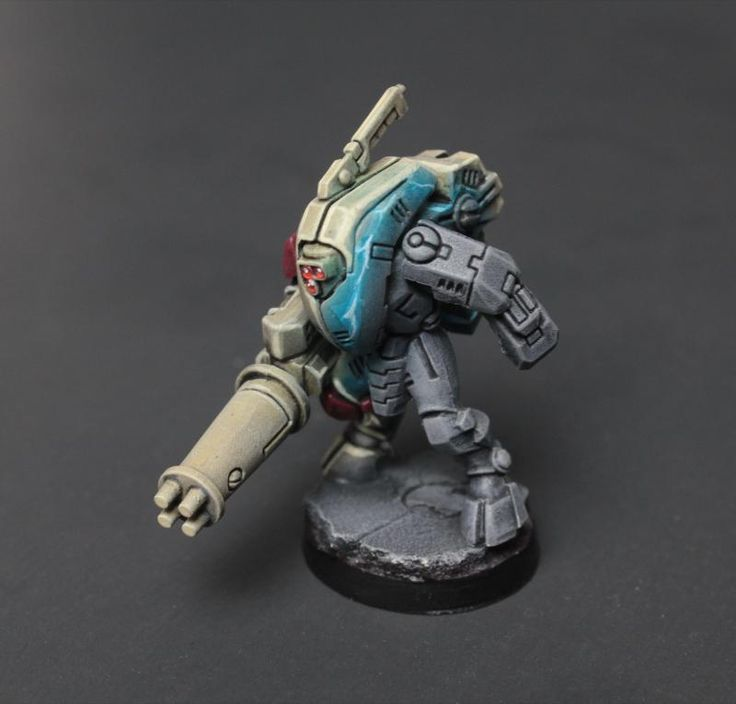Cloaking, Stealth Suit, Stealth Suit Team, Tau, Warhammer 40,000