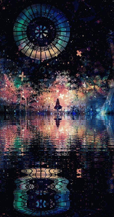 Todo el mundo esconde otra dimensión en su reflejo