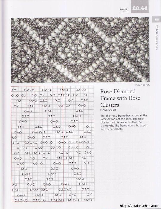 """""""Magia Shetland Lace Knitting"""". Dziennik drutach .. Dyskusja na liveinternet - Rosyjski Serwis internetowy pamiętnik"""