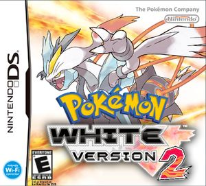 Pokemon White Version 2 Includes original Nintendo DS game cartridge and may include case and manual. All Nintendo DS games play on the Nintendo DS, DS Lite, and 3DS systems. All DK's games are in goo
