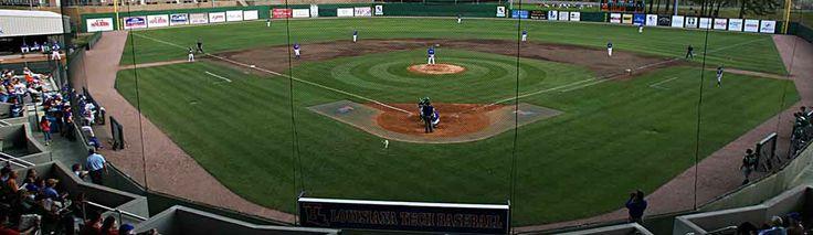 J.C. Love Field at Pat Patterson Park- Home of Bulldog Baseball