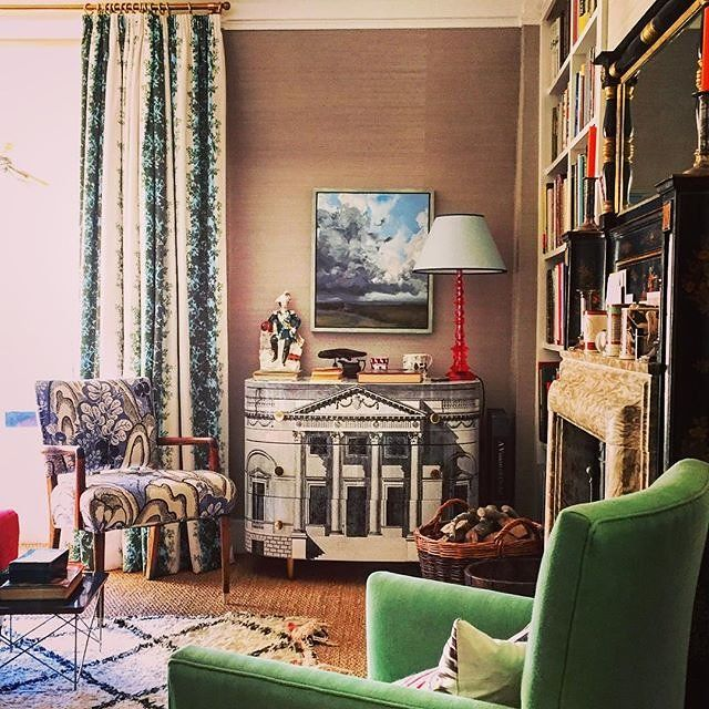 Chrissy Teigen And Nicolas Ghesquière At Home: The 11 Best Rooms Of The Week