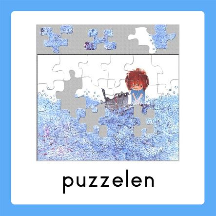 puzzelhoek
