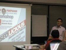 Workshop SEO Jakarta #SEOlicious I bersama praktisi SEO Latief Pakpahan