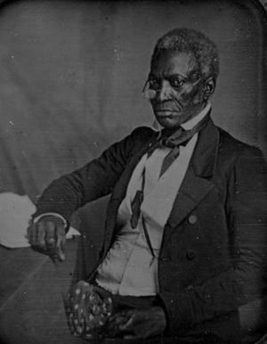 John Hanson some are claiming to be, the 1st President of the United States,  our 1st black President. Google, do the research, very interestin.