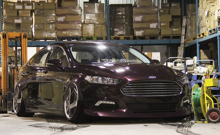 Ford Fusion Sport >> Wide body......... (With images) | Ford fusion, Ford ...