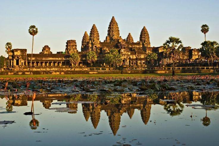 Grandi avventure in Cambogia - Angkor Wat è il regno degli dèi, ma anche uno dei complessi di templi più fotografato del mondo. Però la #Cambogia non è solo questo. Varcata la sua frontiera, ti aspettano molte altre avventure. Lonely Planet