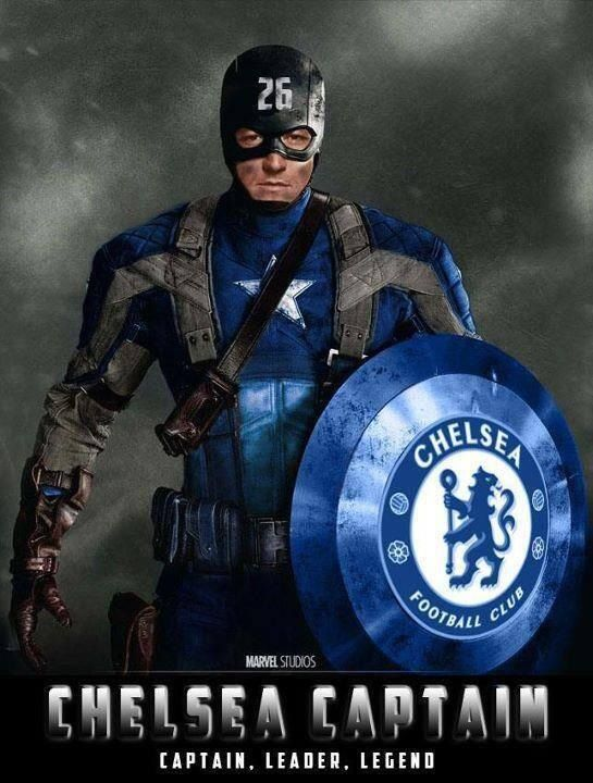 Chelsea Captain... ♥ - #Chelsea  #Quiz  #The Blues