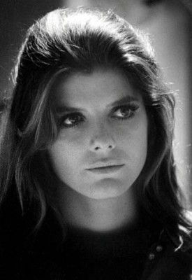 katherine ross. Seriously gasped the first time I saw her outfits in The Graduate. Not to mention she's darn gorgeous.