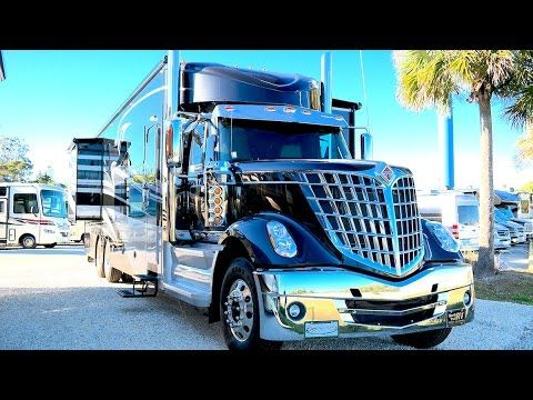 Renegade Ikon Super C Walk-Through | RV on Freightliner Chassis