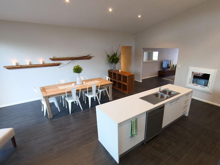 Alternate view from kitchen