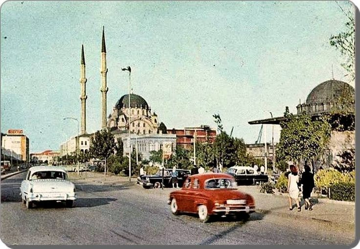 Tophane (1960s) #istanbul #istanlook