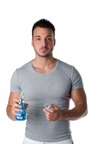 Why Dentists Recommend Mouthwash Visit us on http://www.campbelltowndentalcare.com.au/