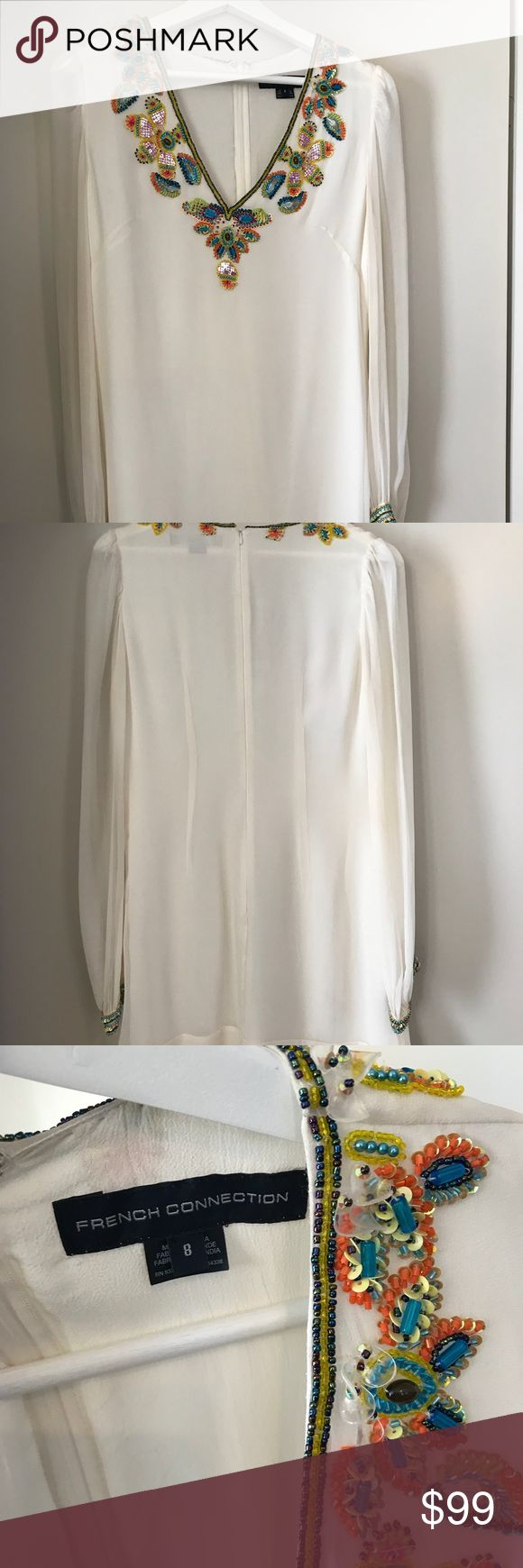 I just added this listing on Poshmark: French Connection mini dress. #shopmycloset #poshmark #fashion #shopping #style #forsale #French Connection #Dresses & Skirts