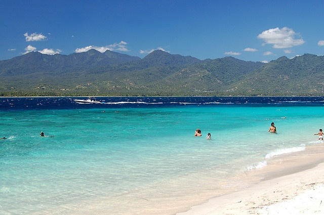 Gili islands, Indonesia. February 2013; you can't come fast enough.