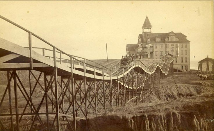 Step back in time with these #tbt photos of LA and Santa Monica from the late 1800s.