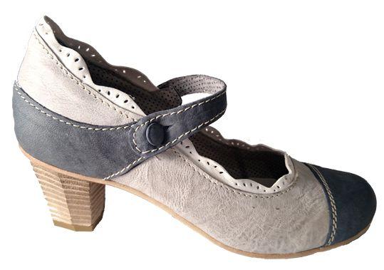 Pumps with heel, Italian footwear by Clocharme