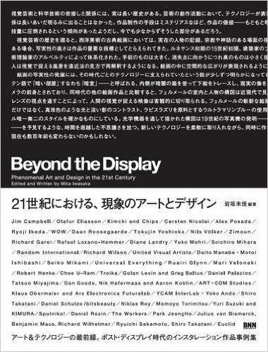 Beyond the Display:21世紀における、現象のアートとデザイン : 岩坂未佳 : 本 : Amazon.co.jp