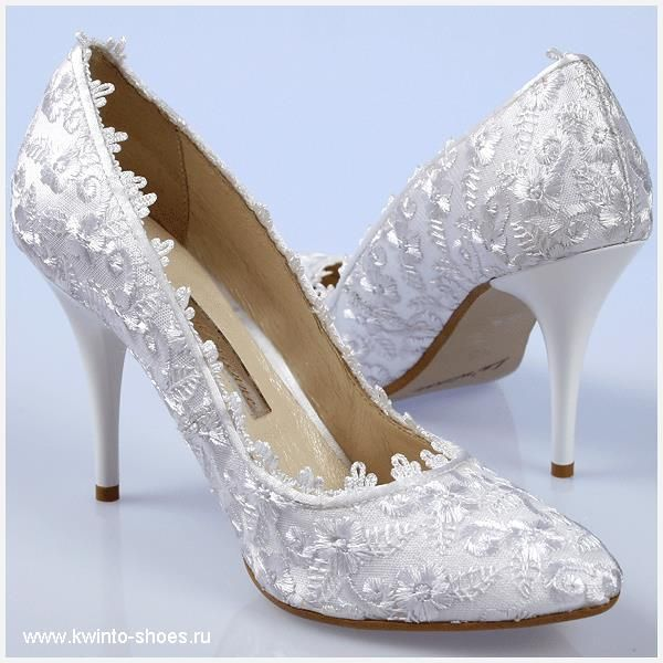 Свадебные туфли москва