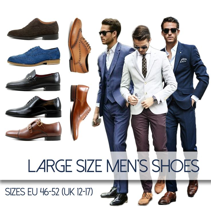 75 best images about Large size men's shoes on Pinterest | Loafers ...