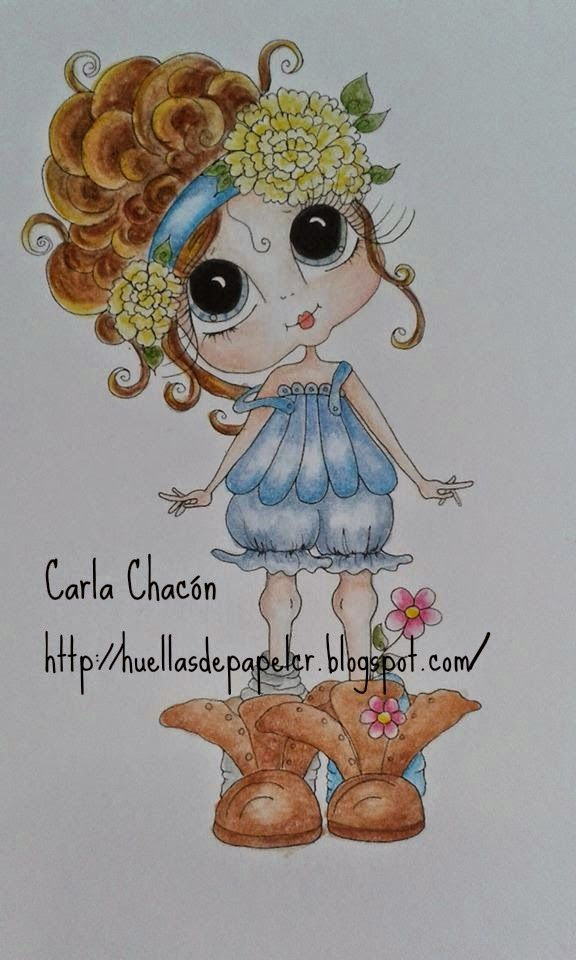 Bestie close-up by Carla Chacón