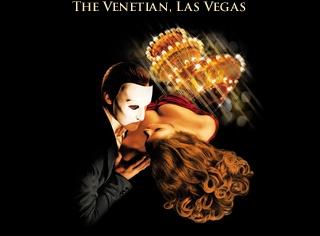 Phantom of the Opera in Las Vegas...