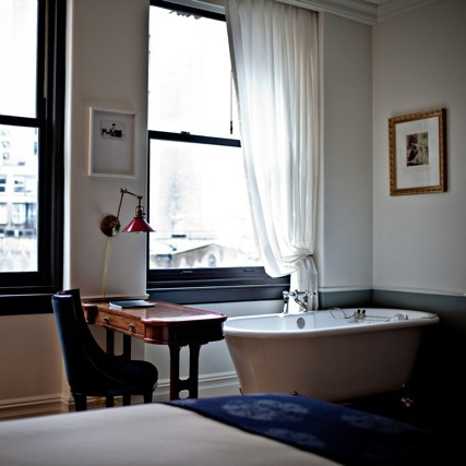 The NoMad Hotel - Our interview with the designers of New York's new boutique hotel