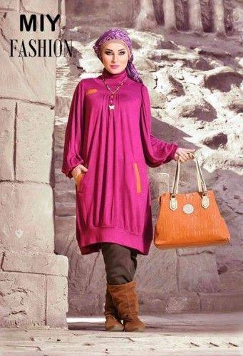 Hijab casual wear by Miy Fashion | Just Trendy Girls