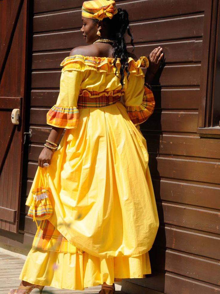 25 Best Traditional Creole Clothing In The Caribbean