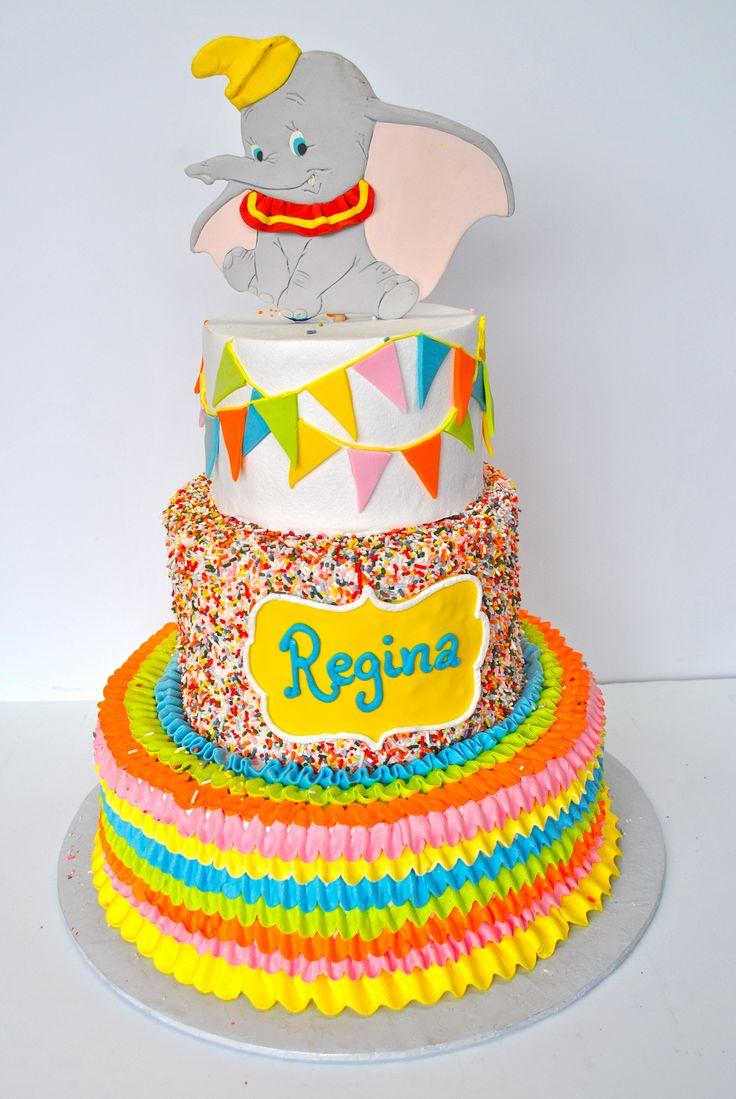 3.Dumbo cake