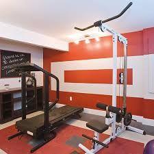 Resultado de imagen para gimnasio en casa pequeño