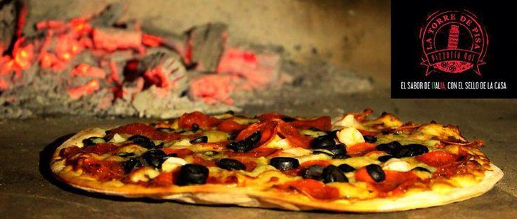¡El sabor de Italia, con el sello de la casa!