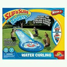 what else would a curler from Canada want for the summertime