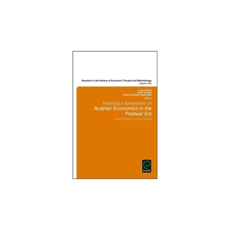 Research in the History of Economic Thought and Methodology (Vol 34) (Hardcover)