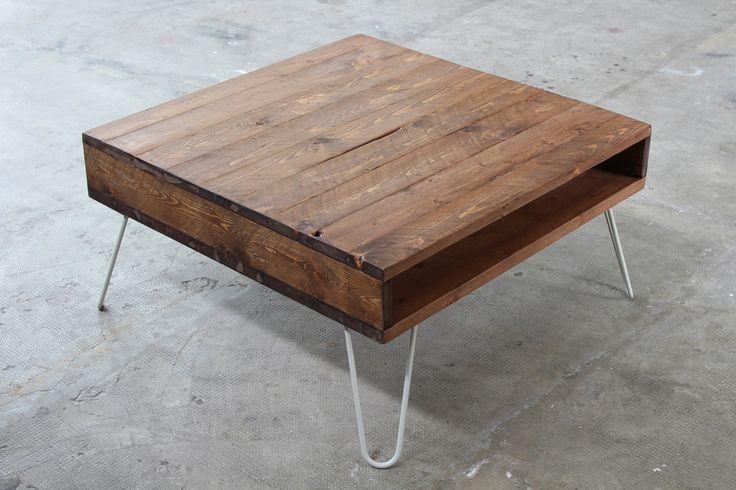 Pale Grey Hairpin Legs gambe in acciaio per tavolo di dokke