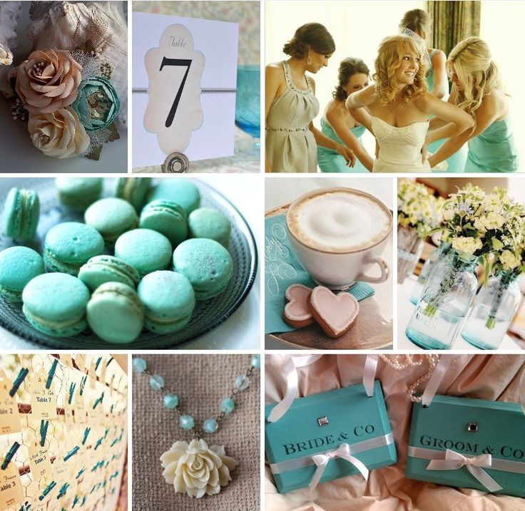 One Of Our Readers Requested A Teal And Cream Inspiration Board I Am Loving These Colors Together They Have Sort Vi Pinteres