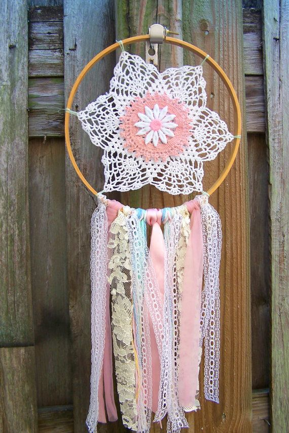 The 40 Best Images About Dream Catchers On Pinterest Doily Dream Classy Dream Catchers For Girls