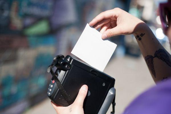 Fuji Instax Wide Instant Camera - The Photojojo Store!